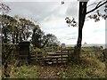NZ4446 : Railway crossing point by Robert Graham