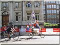 TQ2979 : An eccentric cyclist by Stephen Craven