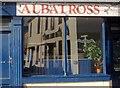SX7960 : Reflection in shop window, Totnes by Derek Harper