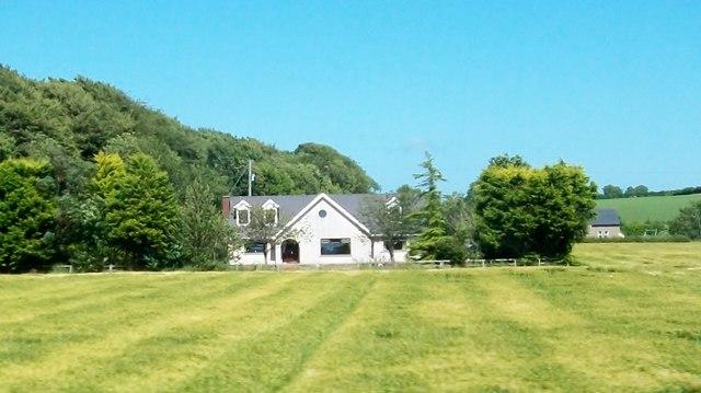 Rural settlement on Spring Lane