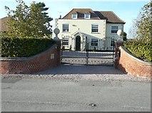 TR3256 : Ashcroft House, Dover Road by John Baker