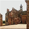 SK6464 : Rufford Abbey, Rufford by Dave Hitchborne