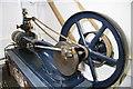 TQ1878 : Kew Bridge Steam Museum - Robey steam engine by Chris Allen