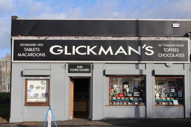 Glickman's, London Road, Glasgow