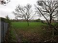 ST5668 : Recreation ground, Highridge by Derek Harper
