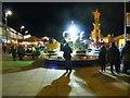 SJ9494 : Teapot carousel by Gerald England