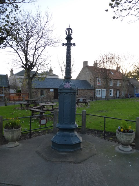 Old drinking fountain, Toll Green