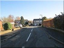 SE1421 : Ashlea Close - Ashlea Avenue by Betty Longbottom