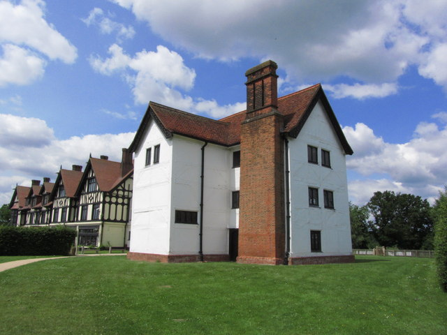 Queen Elizabeth's Hunting Lodge near Chingford