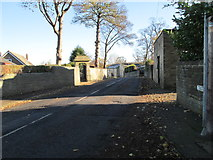 SE1421 : Toothill Lane - viewed from near Toothill Bank by Betty Longbottom