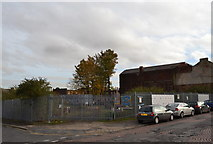 SK3487 : Furnace Park Site, Doncaster Street, Shalesmoor, Sheffield by Terry Robinson