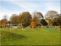 TF1505 : Playing fields, Glinton by Paul Bryan
