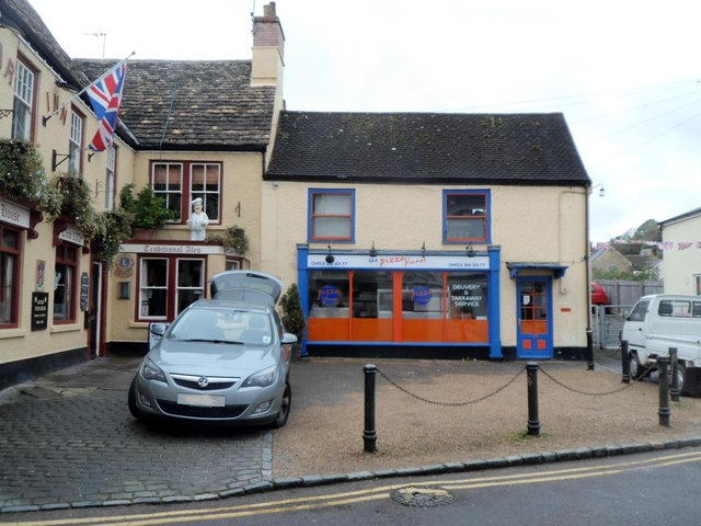 The Pizza Planet Wotton Under Edge Jaggery Geograph