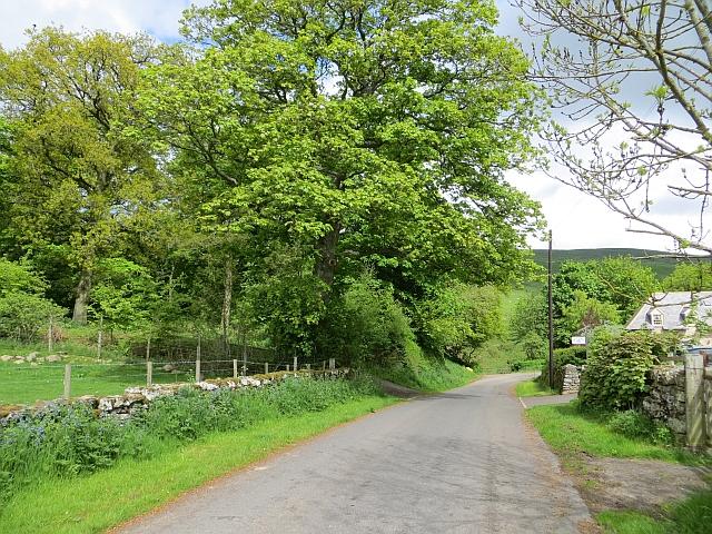 Lane, Prendwick