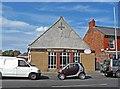 SD3548 : Methodist Church (1), Lancaster Road, Knott End-on-Sea, Lancs by L S Wilson