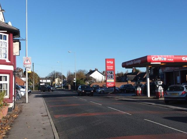 Green Meadow Lane, Hambleton
