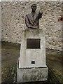 NY1230 : Statue of Robinson Mitchell, Cockermouth by Graham Robson
