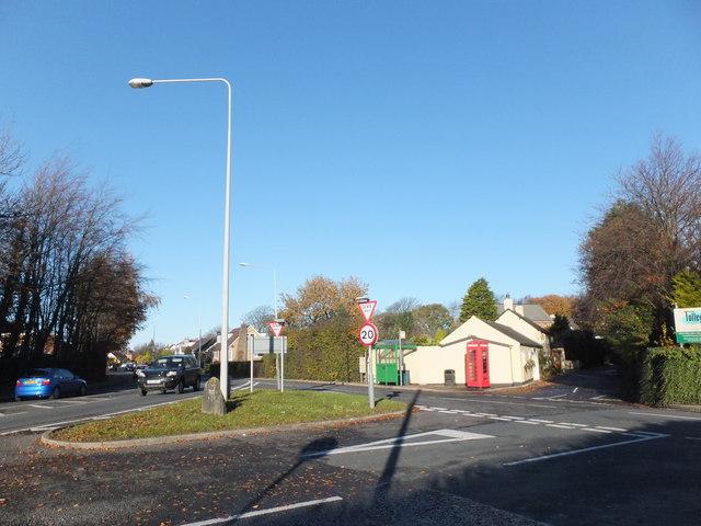Broadpool Lane, Hambleton