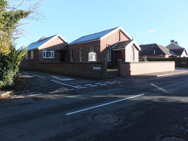 Hambleton United Reformed Church