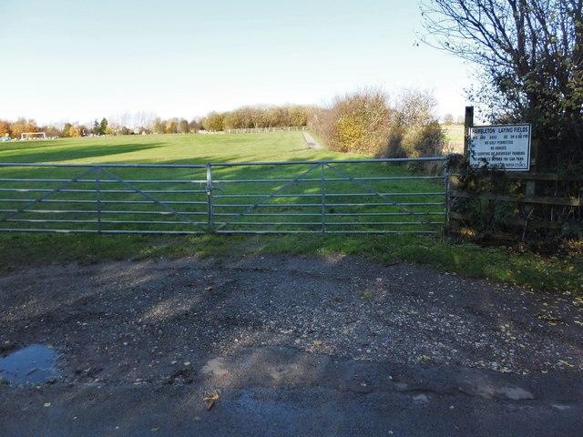 Hambleton Playing Fields