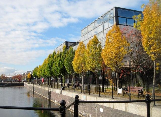 Centenary Walkway, Salford Quays