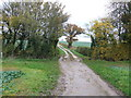 TL6845 : Footpath Junctions by Keith Evans