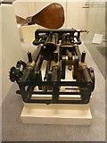 TQ2679 : Science Museum - steam aeroplane engine by Chris Allen