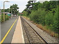 SO9548 : Pershore railway station, Worcestershire by Nigel Thompson