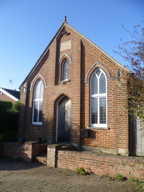 Former Primitive Methodist Chapel at Shottenden
