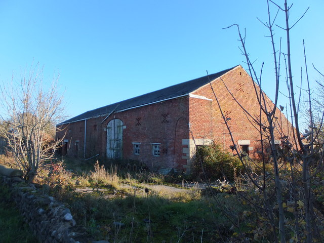 Old barn, Tarn Brook