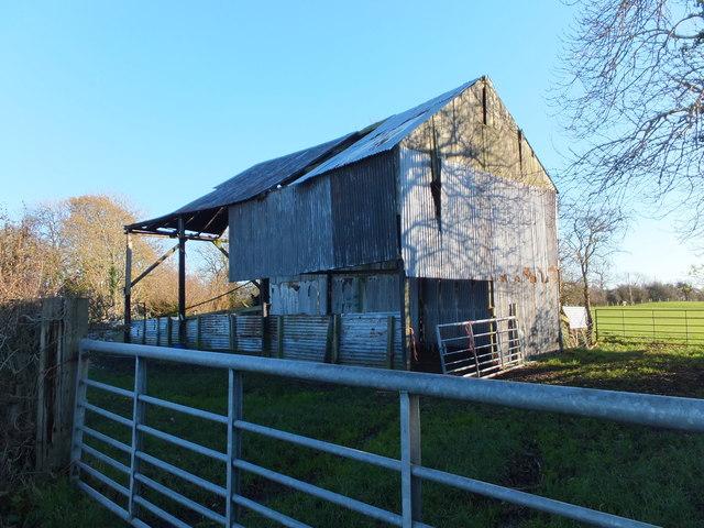 Old farm building, Tarn Brook