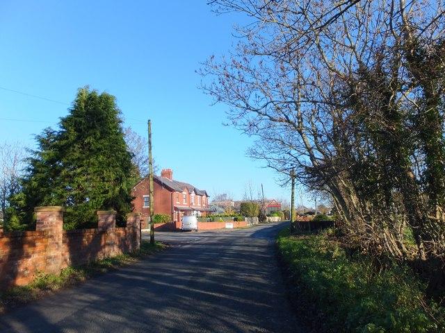 Whin Lane End