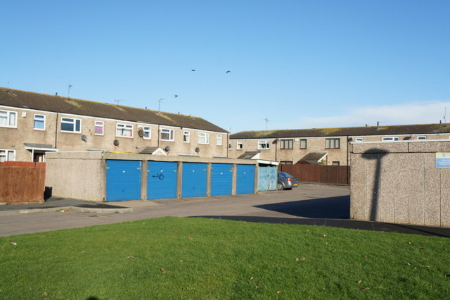 Axminster Close, Bransholme Estate, Hull
