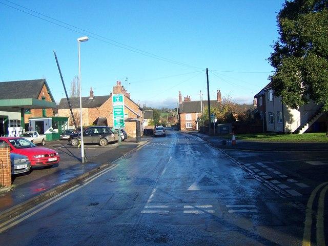 Ashbourne Road, Rocester