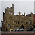SJ8597 : Territorial  Army Drill Hall, Ardwick Green, Manchester by Tricia Neal
