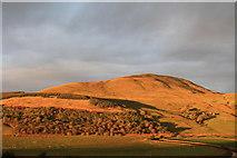 NS6714 : Corsencon hill by Colin Kinnear