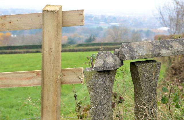 Footpath and shoulder renewal, Craigantlet Hill, Belfast (4)