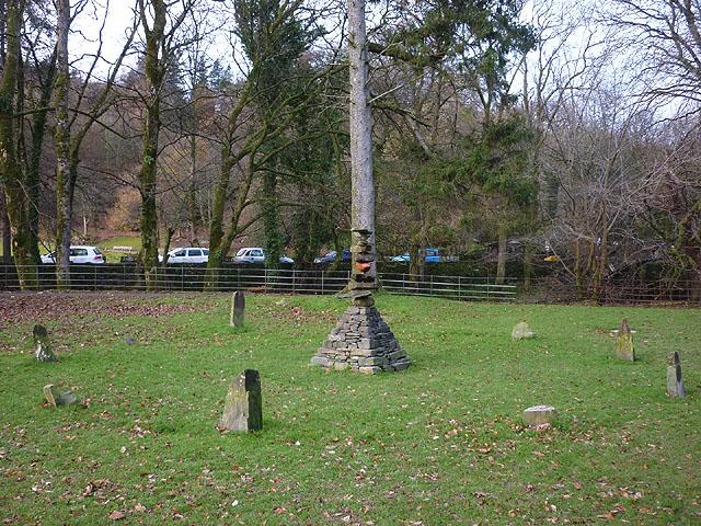 'Turning Point', Rothay Park