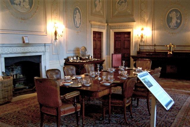 Westport House - Large Dining Room