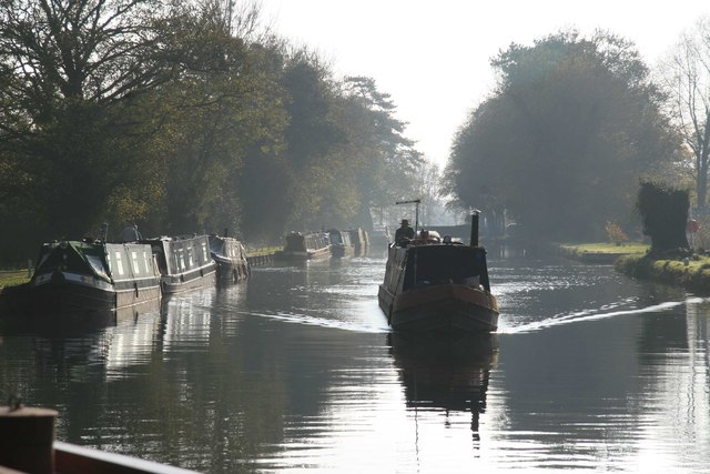 Stroudwater Canal, Saul Junction