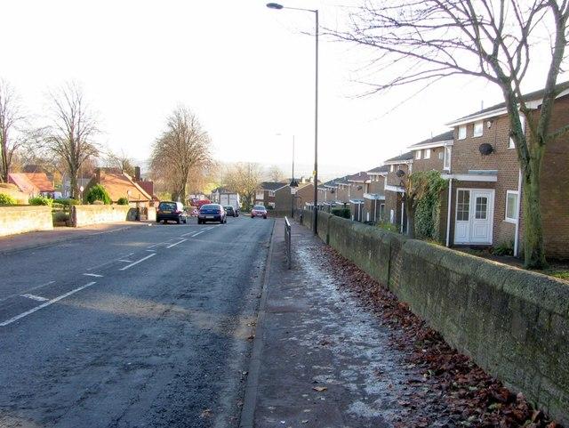 Newburn Road, Throckley