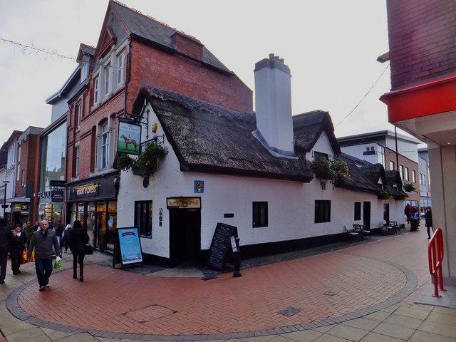 Horse and Jockey Pub