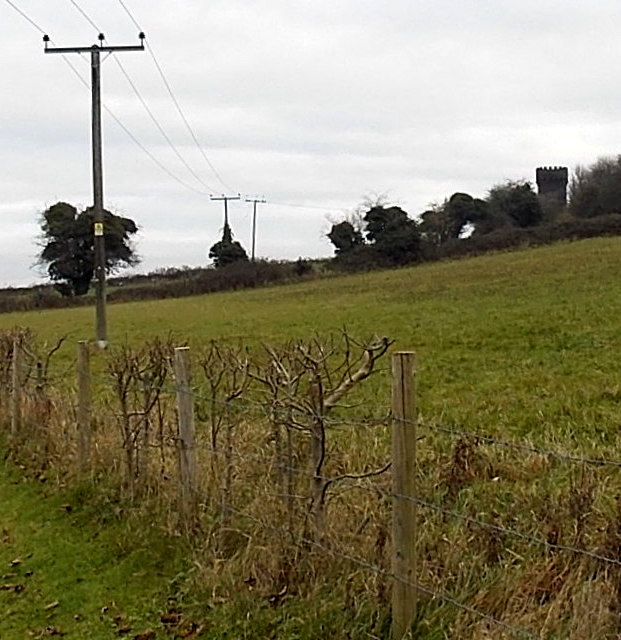 Ventilation turret, Old Sodbury