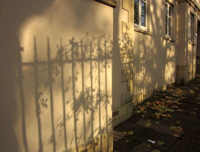 Shadows, St James' Parade