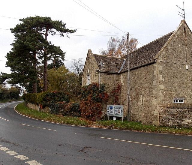 Tithe Barn, Acton Turville