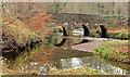 J3268 : The Minnowburn Bridge, Belfast (2013) by Albert Bridge