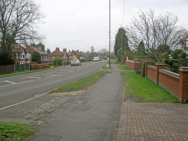 Heanor Road