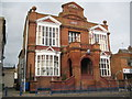 TQ9274 : Sheerness: The Conservative Club by Nigel Cox