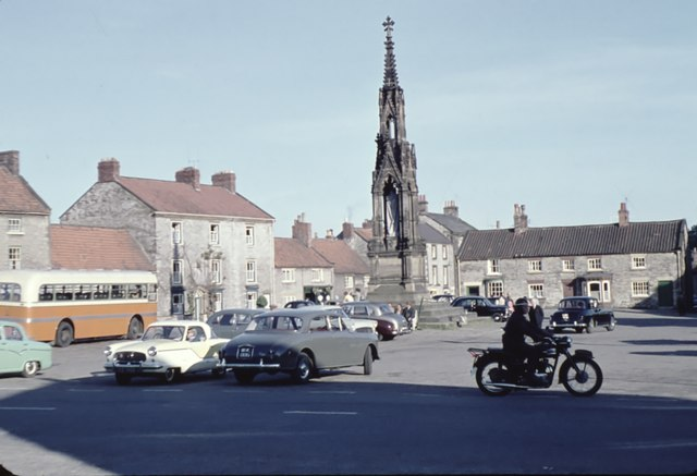 Helmsley Square in May 1959