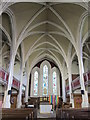 NZ2464 : The Church of St. Thomas The Martyr, Barras Bridge / St. Mary's Place, NE1 - nave by Mike Quinn